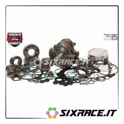 KIT REVISIONE MOTORE KAWASAKI KX 100 2001-2004 WR101-106 WRENCH RABBIT