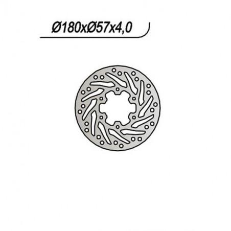 802-56685 - DISCO FRENO NG 802 Derbi GPR (GS1A1A) 125cc 2004-2006 -
