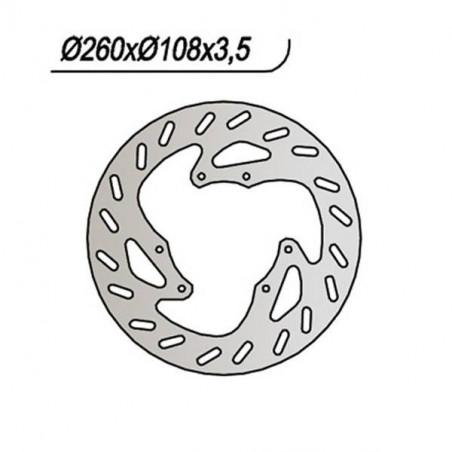 193-56712 - DISCO FRENO NG 193 Derbi Senda R 125cc 2006-2006 -