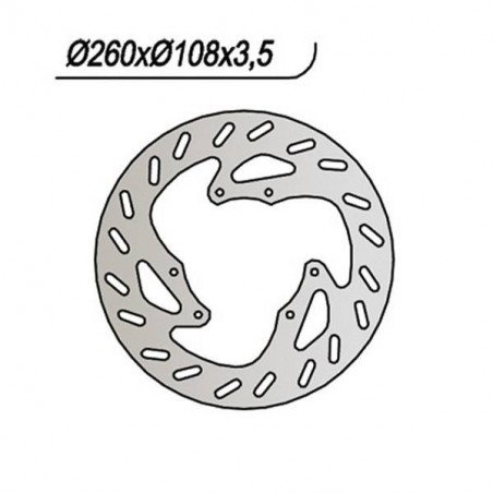 193-56720 - DISCO FRENO NG 193 Derbi Senda R 125cc 2010-2013 -