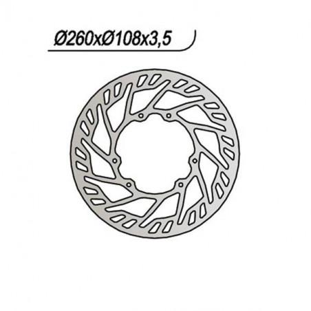 840-56721 - DISCO FRENO NG 840 Derbi Senda R 125cc 2010-2013 -