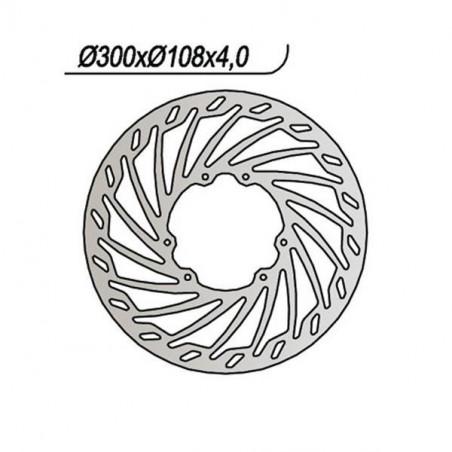 698-56727 - DISCO FRENO NG 698 Derbi Senda SM 125cc 2004-2004 -