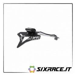 PRN013670-01 - Ducati Scrambler Desert Sled porte-plaque d'immatriculation complète 2017+ -