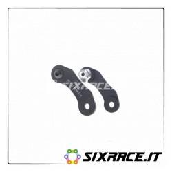 PRN012198-01 - Yamaha MT-10 set rimozione pedane passeggero 2016+ -