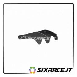 PRN012610-01 - Yamaha MT-10 Carbon Fibre GP Style supporto nottolini cavalletto Plates 2016+ -