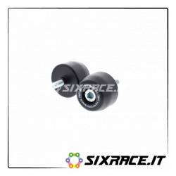 PRN011623-04 - KTM RC 125 Front Spindle Bobbins 2014+ -