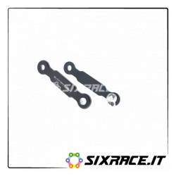 PRN013734-01 - Ducati SuperSport Blanking Plate Kit 2017+ -