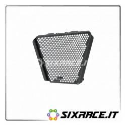 PRN008164-08 - Aprilia Tuono V4 radiator protection grill 2011 - 2014 -