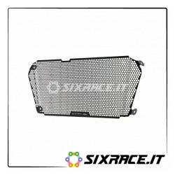 PRN006731-04 - Aprilia Shiver 900 radiator protection grill 2018+ -