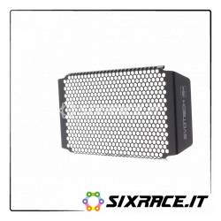 PRN008601-01 - Ducati Multistrada 1200 S Touring radiator protection grill 2010 - 2014 -