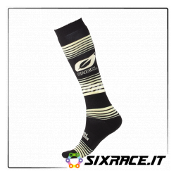 PRO MX Calze STRIPES black/yellow
