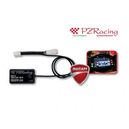 RICEVITORE GPS P-TRONIC PZ RACING DUCATI PANIGALE 899 / 959 / 1199 / 1299