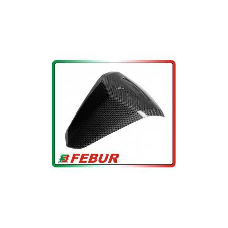 Cover centrale sterzo in carbonio Yamaha T-Max 530 2012-2016