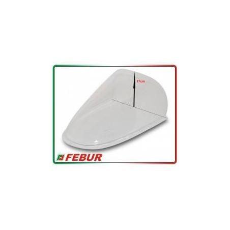 Cupolino plexiglass Febur rialzato trasparente Ducati 748 916 996 998