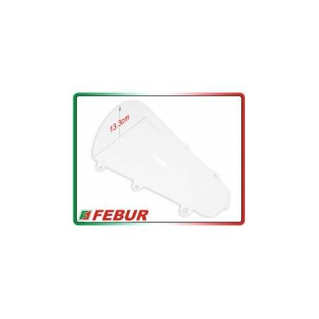 Cupolino plexiglass Febur rialzato trasparente Honda CBR 1000 RR 2017-2019