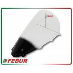Cupolino plexiglass Febur rialzato trasparente Ducati 1299 Panigale 2015-2018