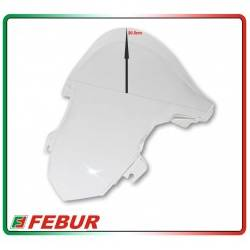 Cupolino plexiglass Febur rialzato trasparente BMW S1000RR 2015-2018