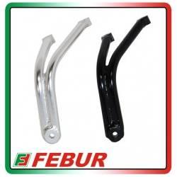 Staffa supporto scarico marmitta alluminio Aprilia RSV4 2009-2014
