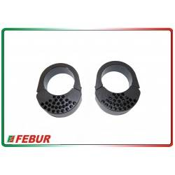 Coppia tamponi fermasterzo Ducati 899 1199 1299 Panigale 2012-2018