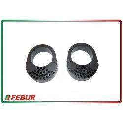 Paire de coussins de direction Ducati 899 1199 1299 Panigale 2012-2018