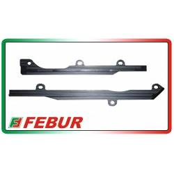 Coppia di pattini catena per forcellone Febur Ducati 748 916 996 998 1994-2004