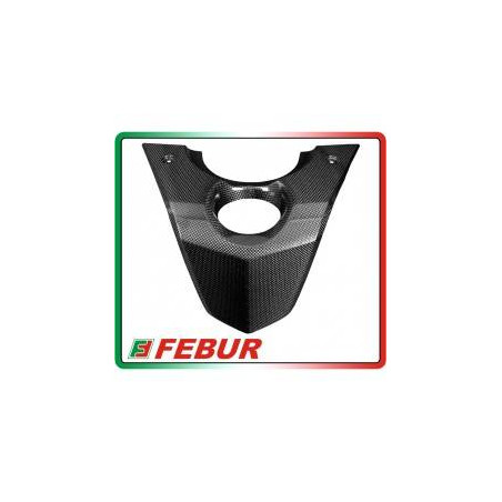 Cover blocco chiave in carbonio Yamaha T-Max 530 2012-2016