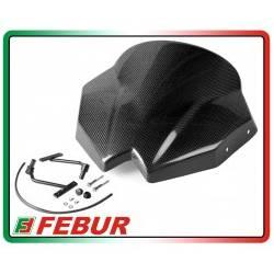 Cupolino alto in carbonio Yamaha FZ8 2010-2015