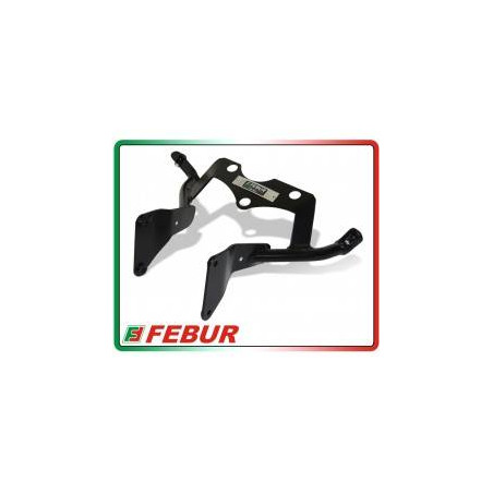 Telaietto anteriore alluminio racing Kawasaki ZX-6R 636 2013-2019