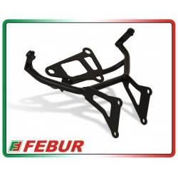 Telaietto anteriore alluminio racing Triumph Daytona 675 2013-2019