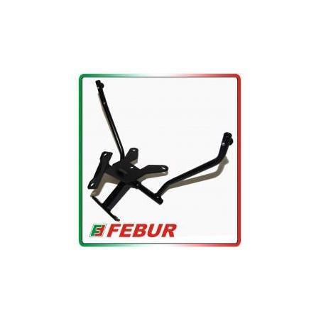 Telaietto anteriore alluminio racing Ducati 848/ 1098/ 1198 2007-2013