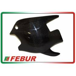Cover in carbonio per forcellone Febur Ducati 848 1098 1198 2007-2013
