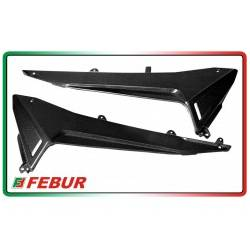 Coppia puntale in carbonio Yamaha T-Max 530 2012-2016