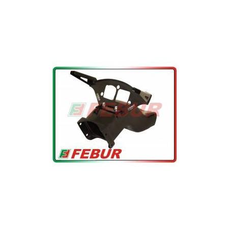 Telaietto anteriore alluminio racing + canale aria Yamaha R1 R1M 2015-2019