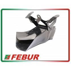 Telaietto anteriore alluminio racing + canale aria Yamaha R6 2017-2019