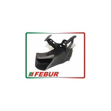 Telaietto anteriore alluminio racing + canale aria Yamaha R6 2008-2016 per trasformazione in 2017