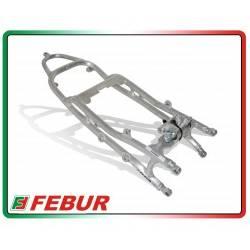 Telaietto posteriore alluminio racing Kawasaki ZX-6R 600 2009-2019