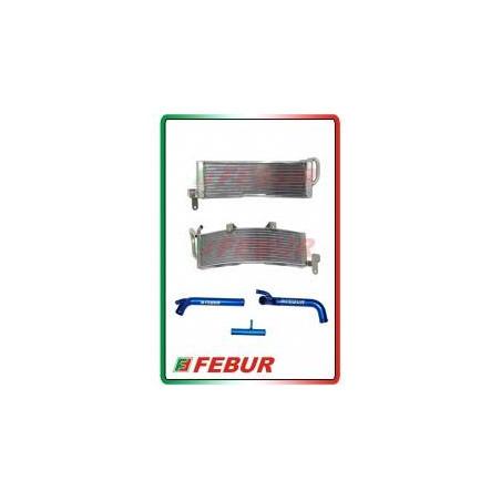 Radiatore stock aggiuntivo Ducati 848 1098 1198 2007-2013