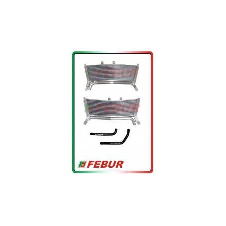 Radiatore stock aggiuntivo Honda CBR 1000 RR 2008-2016 posteriore