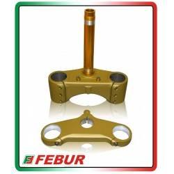 Kit de plaques de magnésium Ducati 848 1098 1198 2007-2013