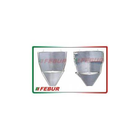 Radiatore maggiorato acqua racing MV Agusta F4 1000 2004-2009