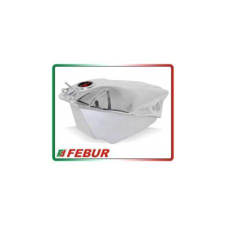 Serbatoio maggiorato in alluminio Honda CRF 250 R 2014-2017/ CRF 450 R 2013-2016