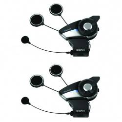 SENA 20S DOPPIO Interfono Dual Pack Bluetooth 2 Km 8 interfoni