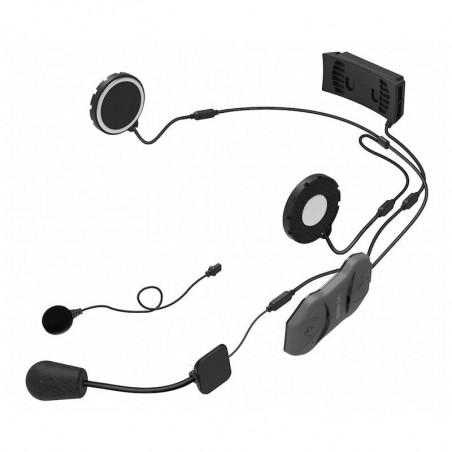 SENA 10R-01 Sistema di comunicazione Bluetooth Ultrapiatto con FM Singolo