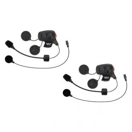 SENA SMH5 Dual Pack Universale Interfono Bluetooth
