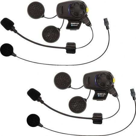 SENA SMH5-FM Dual Pack Interfono Bluetooth con Radio FM