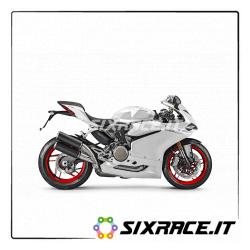 SIX-FK959PERS-GRZ Kit Carene ABS Ducati Panigale 1299 da Verniciare  Sixrace