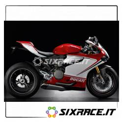 SIX-FK1199TRIC - Ducati Panigale 1199 Tricolore ABS fairing kit