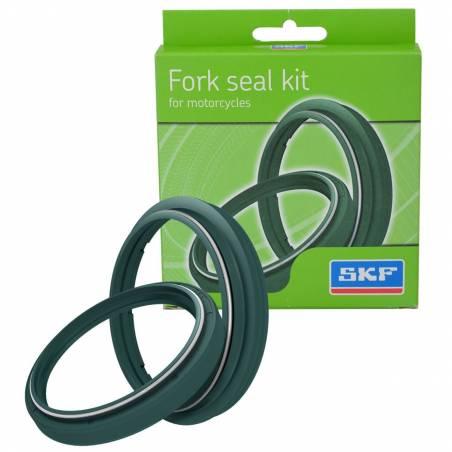 Oil Seal Kit and Fork Dust CoverSHOWA Fork 43 KITG-43S Verde  SKF