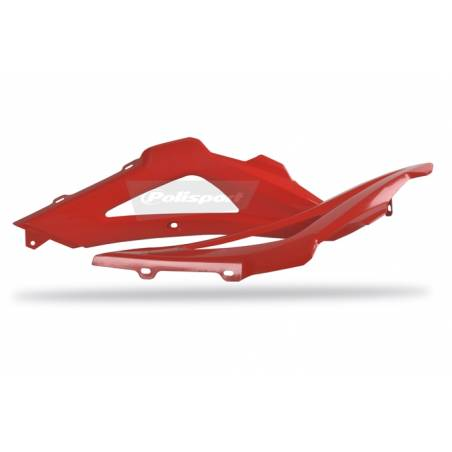 Parte superiore convogliatori radiatori HUSQVARNA 510 TE 2008-2010 Rosso