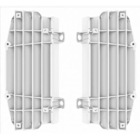 Griglie radiatori e retine di protezione KTM 450 EXC 2017-2019 Bianco